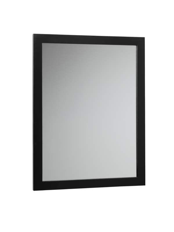 Digital Art Gallery RonBow Contempo Solid Hardwood Framed Rectangular Bathroom Mirror
