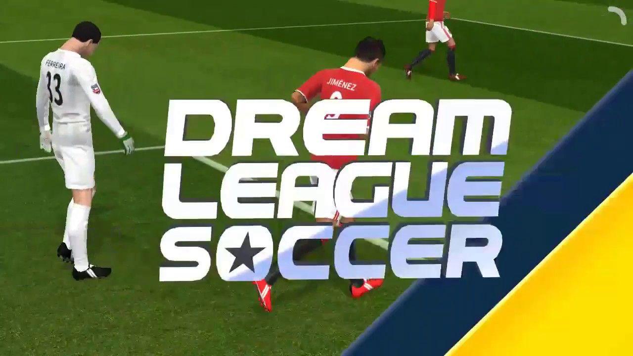 Dream League Soccer 2019 Mod Apk 6 13 Unlimited Coins Soccer League Football Manager
