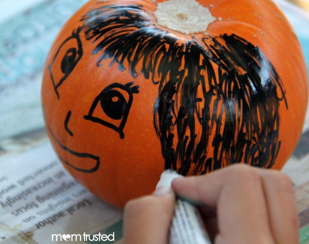 No carve pumpkin techniques for kids pumpkin pumpkin pumpkin