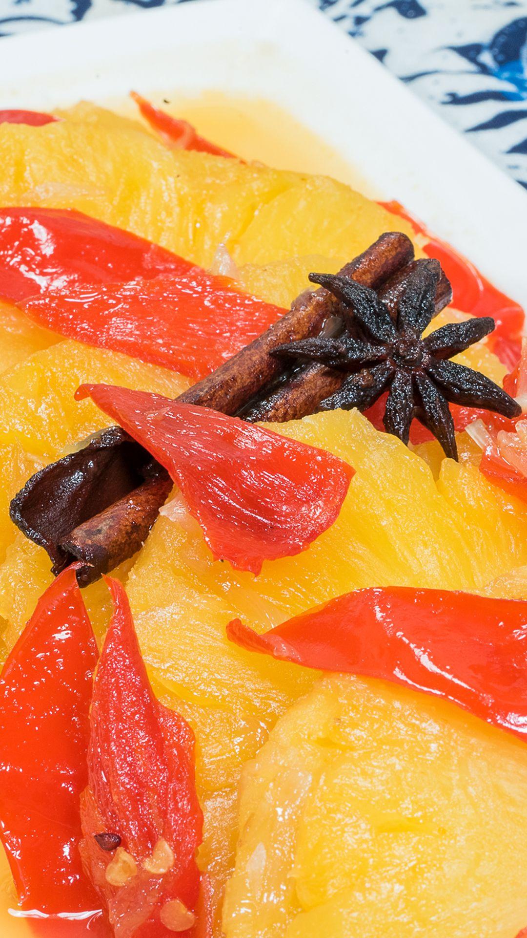 Video Pacri Nanas Makanan Resep Resep Masakan