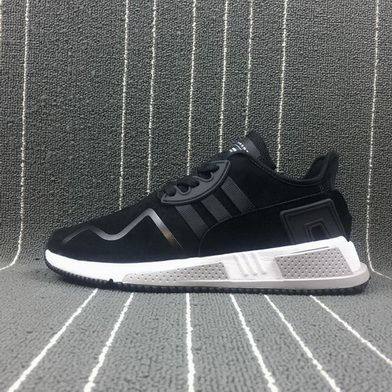 264a94bb5c66 Adidas EQT Cushion Adv Core Black White By9506 Discount Price Shoe ...