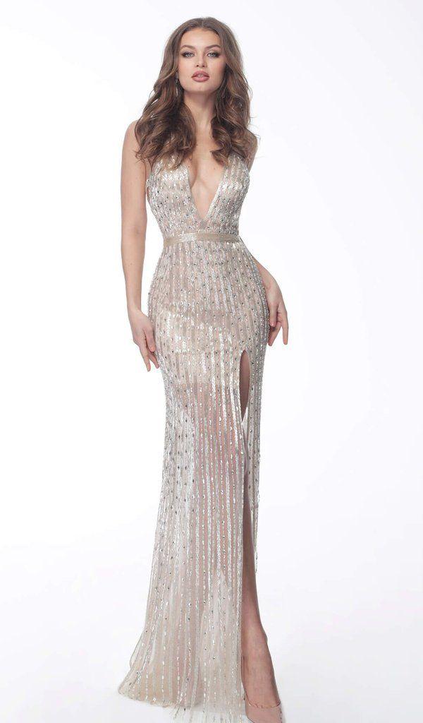 Jovani Evenings 65156 Glitterati Style Prom Dress