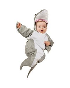 Shark Little Baby Costume - Boy Shark Costumes