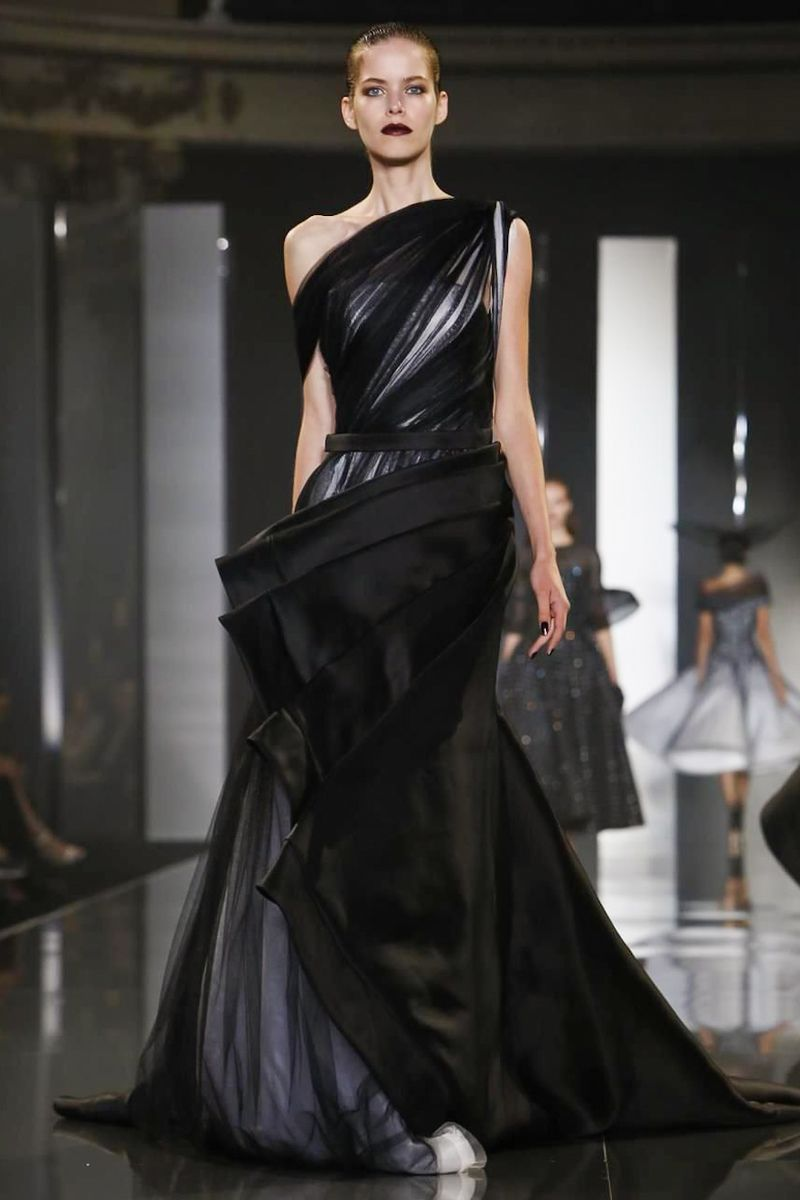 #RALPH & RUSSO COUTURE FALL WINTER 2014 #PARIS