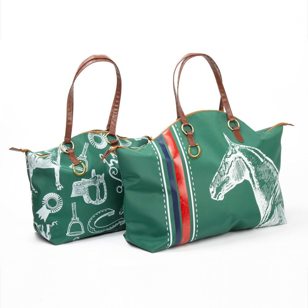 Two s Company Equestrian Cosmo Shoulder Bag  b2bce5d05518e