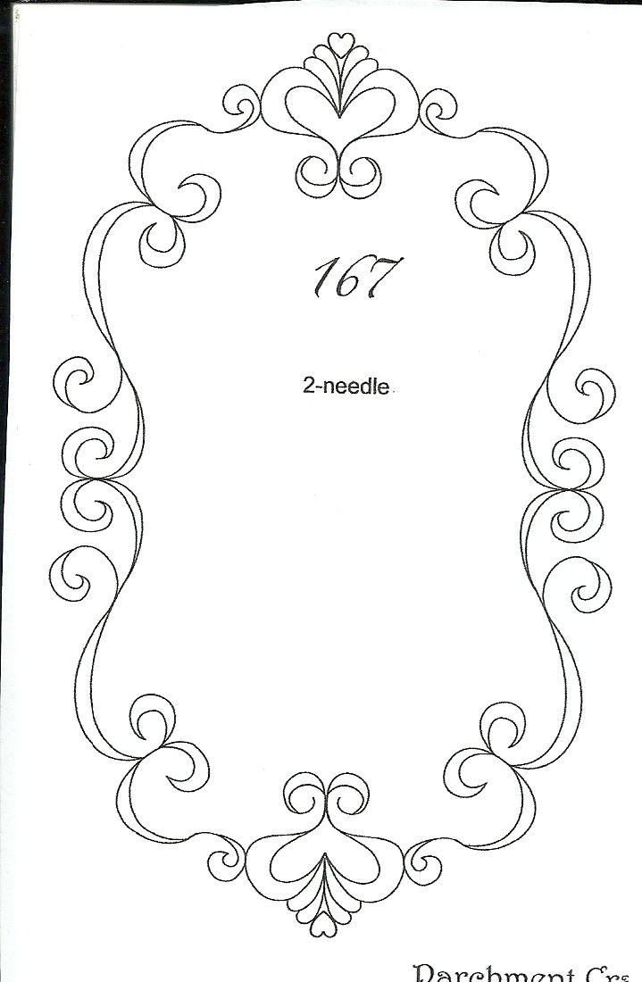Yatak Odası örtüsü Nakış çerçeve Anglez Parchment Craft