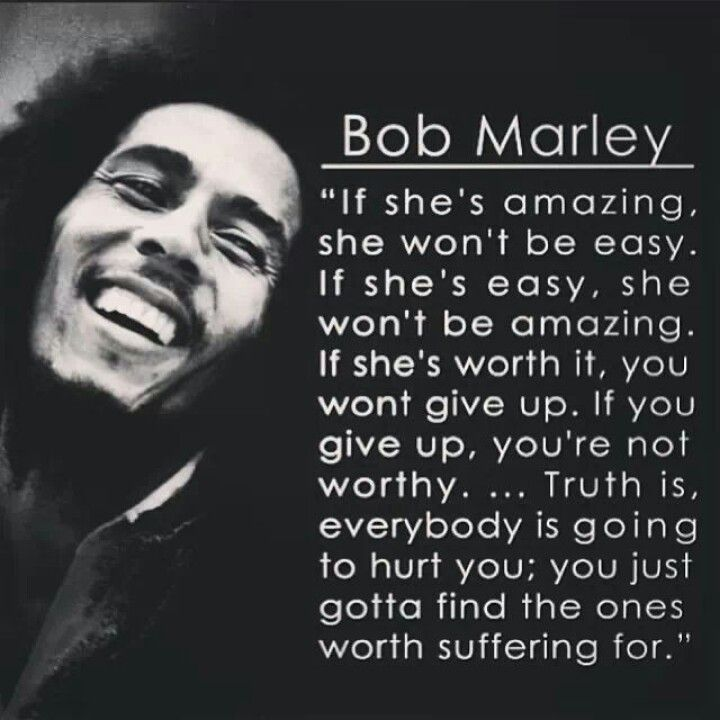 Bob Marley Again Worlds Best Quote Quotes I Like Pinterest Delectable Worlds Best Quotes