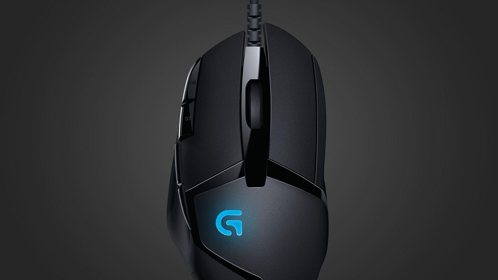 Logitech G402 Fusiones