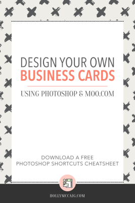 Blog adobe illustrator adobe and business cards blog holly mccaig creative reheart Image collections