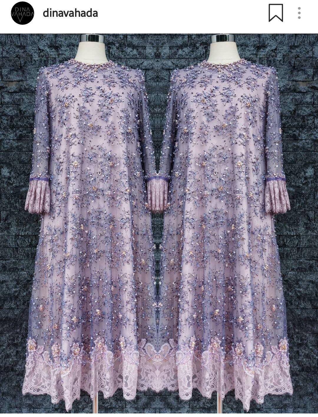 Pin By Azz Rahman On Sewing In 2019 Dress Pesta Dresses Kebaya