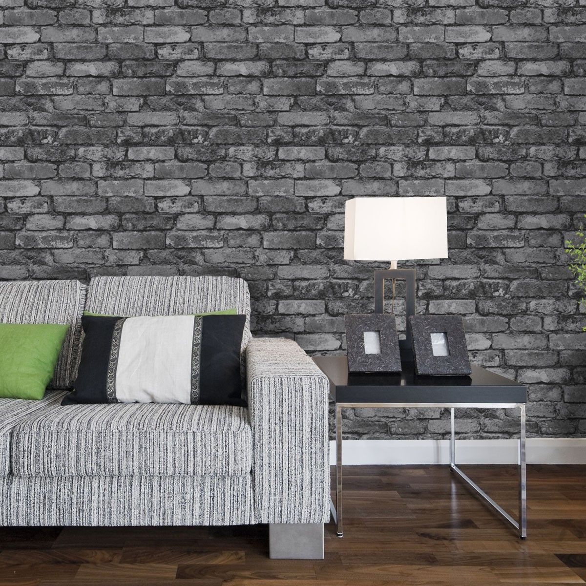 Grey Brick Effect Wallpaper   Google Search Part 87