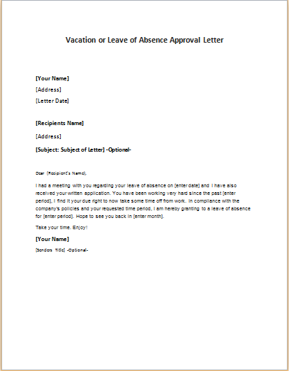 Letter Announcing Bad News Employees Writeletter Photo Sample