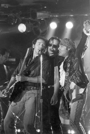 Bruce , Southside Johnny , Miami Steve .