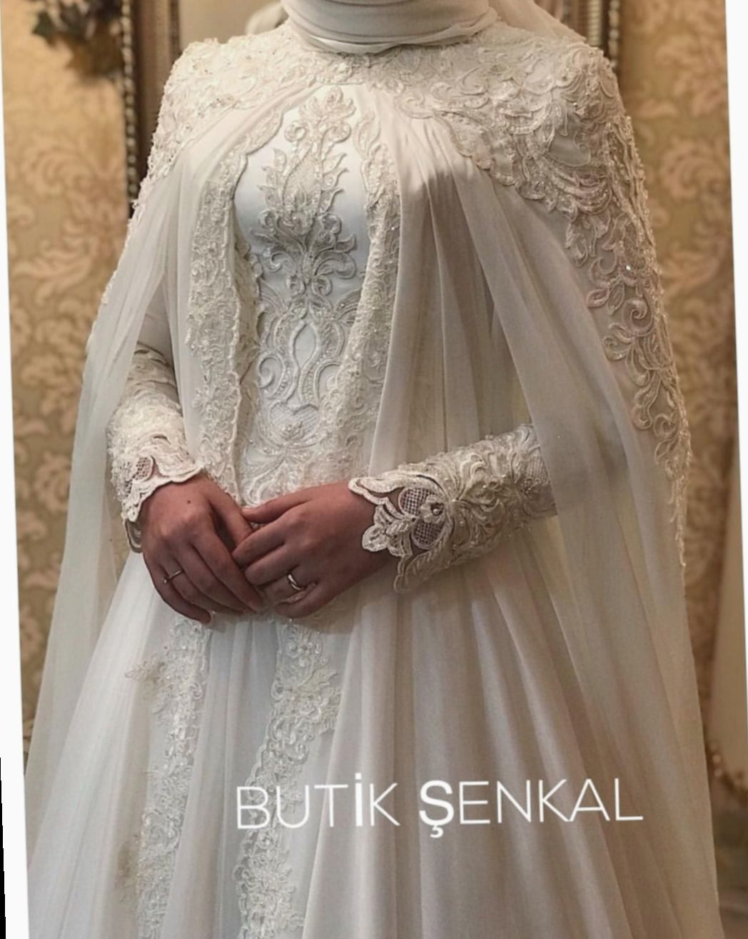Dress Modest Formal Lace Weddings Hairstyle Outfits Glam Gaun Pengantin Sederhana Pakaian Pernikahan Gaun Pengantin Putih