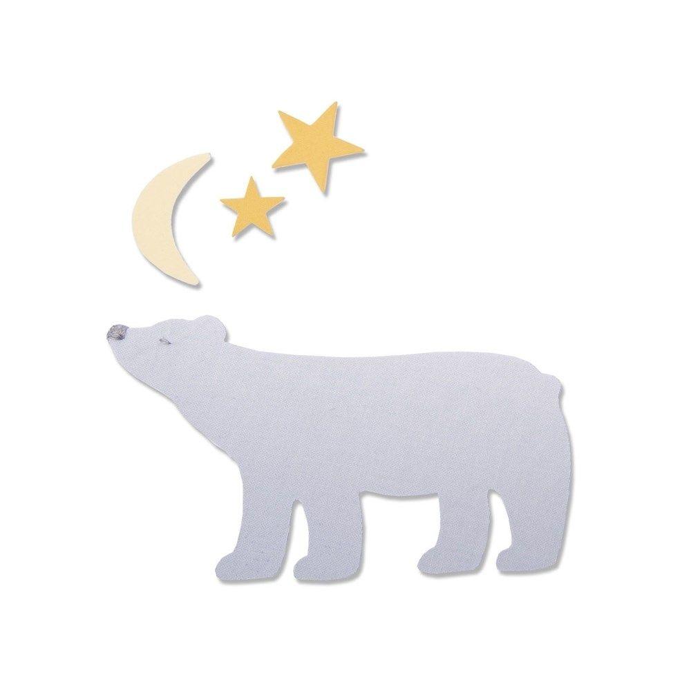 Risultati immagini per sagoma orso polare pannolenci