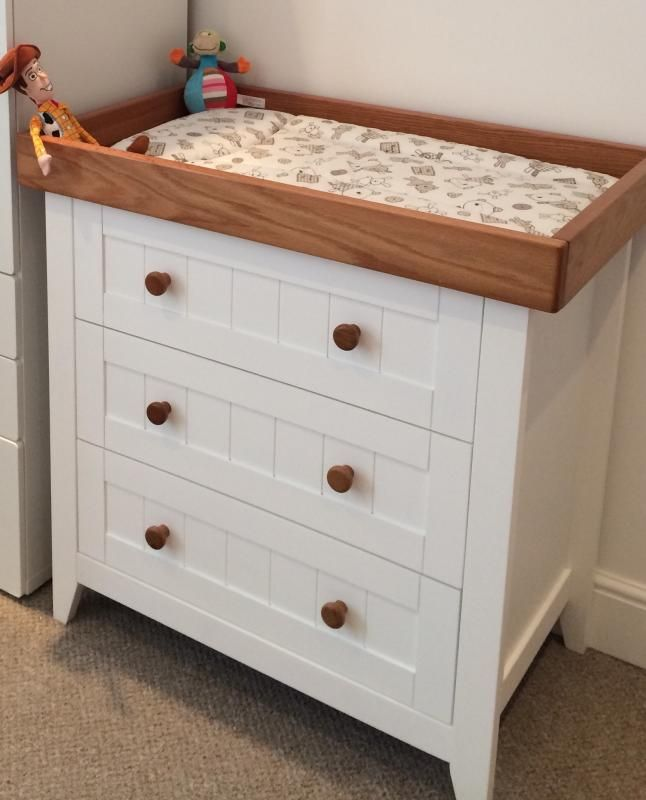 Summer Oak Changing Unit Available At Mothercare