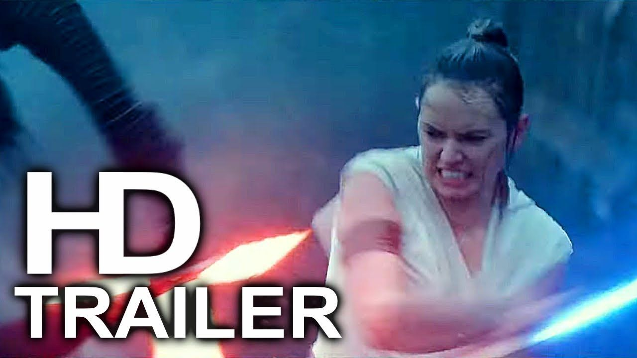 Star Wars 9 Rey Vs Kylo Ren Fight Scene Trailer New 2019 The Rise Of S Rey Vs Kylo Ren Star Wars Rey Star Wars