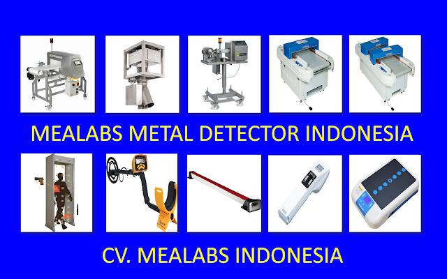 Mealabs Metal Detector Indonesia Detektor Logam Indonesia Logam