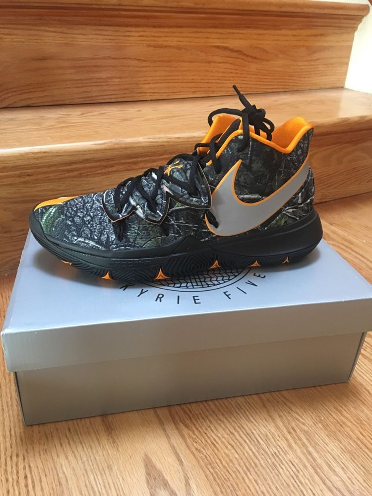 8ac5bf8be7eb Nike Kyrie 5 Taco PE QS AO2918-902 Multi-Color Mens Size 11.5 stockx  verified  fashion  clothing  shoes  accessories  mensshoes  athleticshoes  (ebay link)