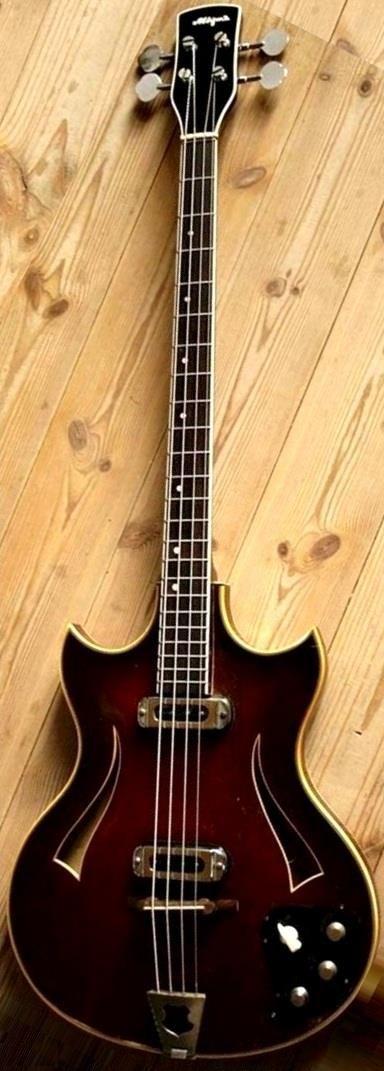 60's Migma Bass --- https://www.pinterest.com/lardyfatboy/