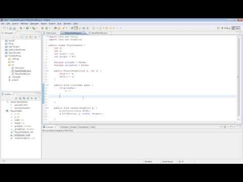 Java programming: let's build a game #1 youtube.