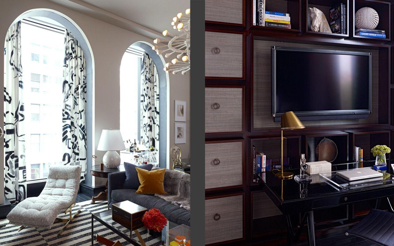 Manhattan Renovations - Robert Passal Interior Design & Architecture