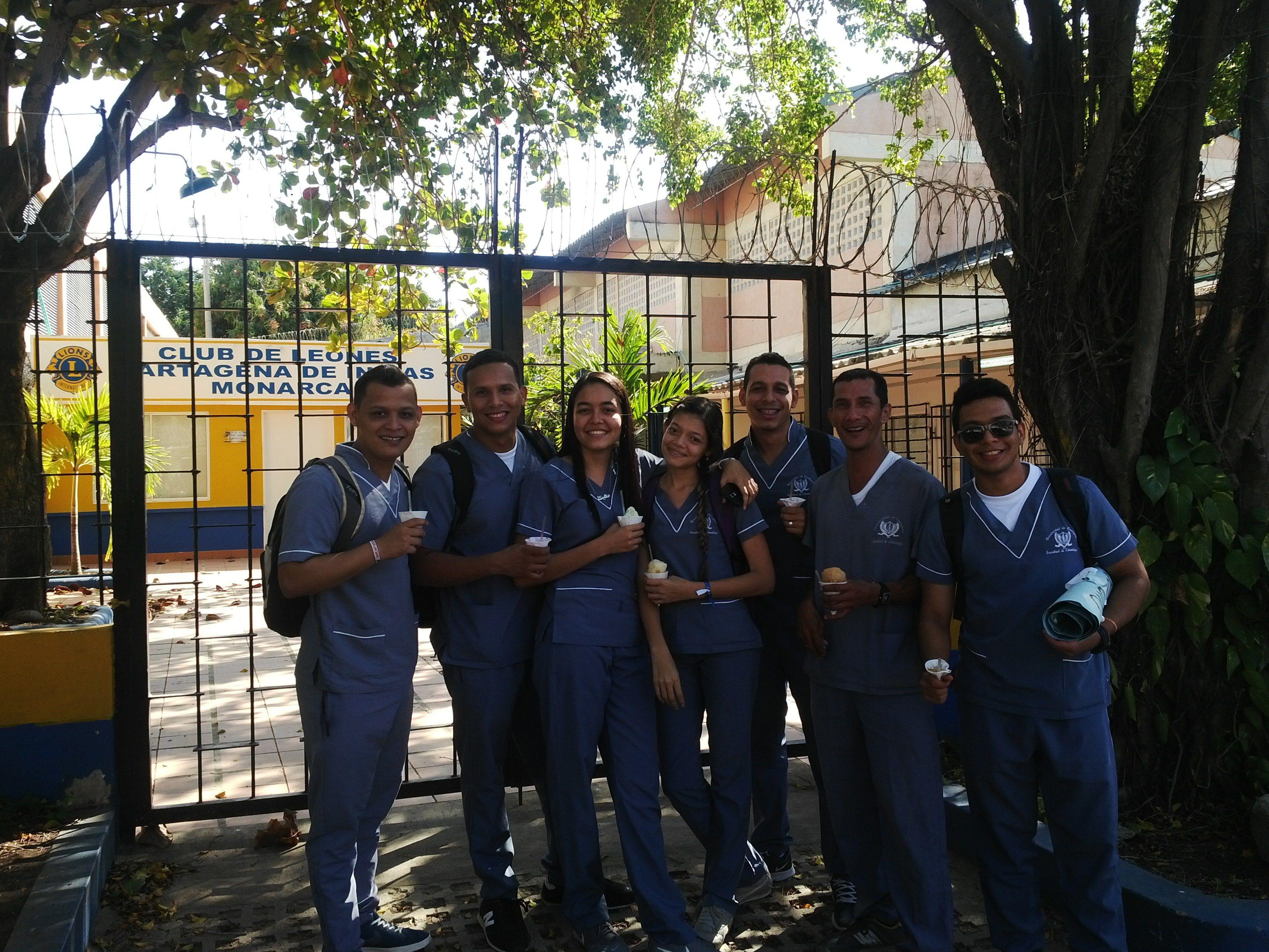 Jornadas de Salud - Proyección Social