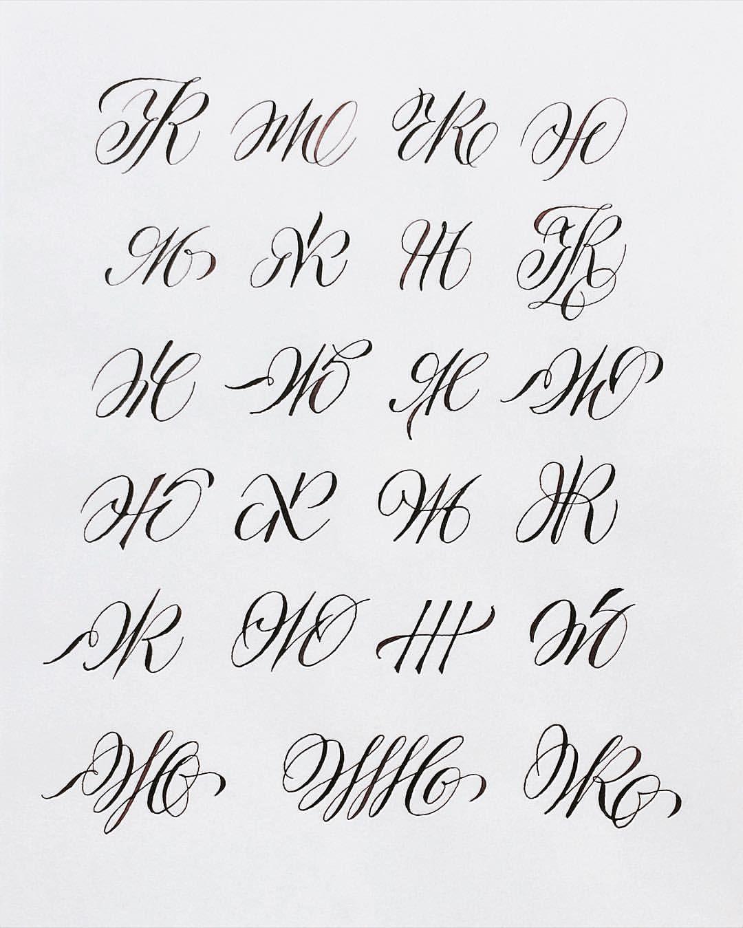Красивый шрифт алфавит русских букв для открытки
