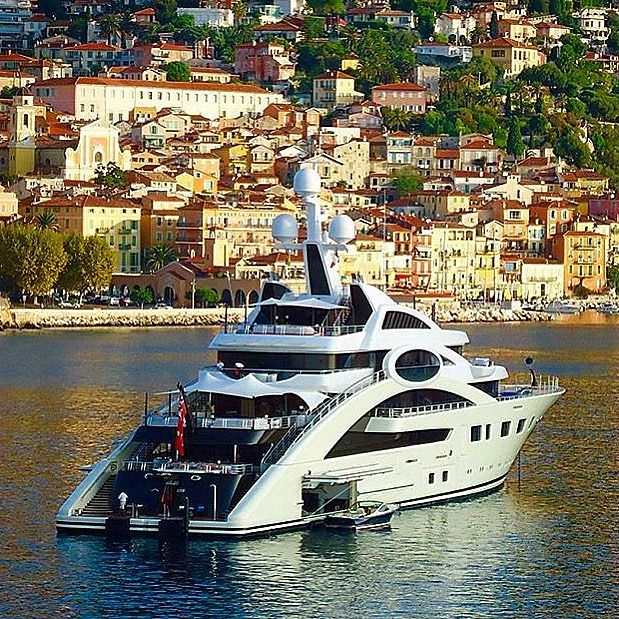 M/Y ACE Made By @luerssenyachts #yachts #yacht #megayacht