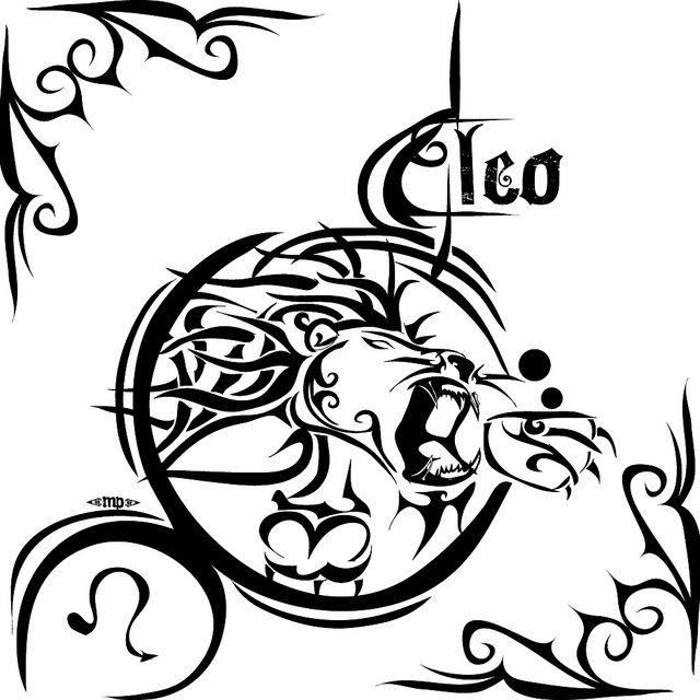 Zodiacsigntattooleobymptribe Tattoos Pinterest