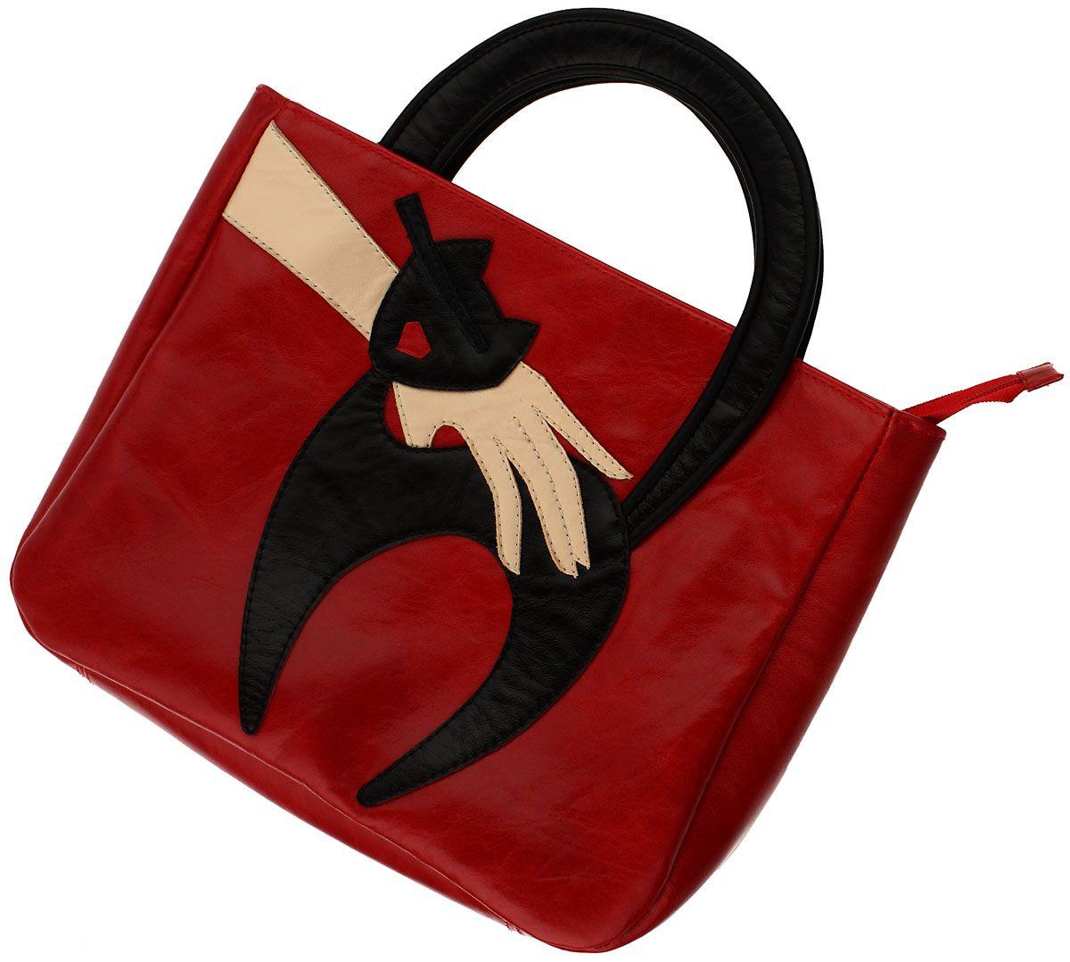 Прикольные сумки с рисунком