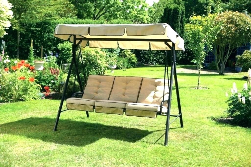 Garden Swings With Canopy Https Www Otoseriilan Com In 2020 Swing Chair Garden Patio Swing Canopy Swing Chair Outdoor