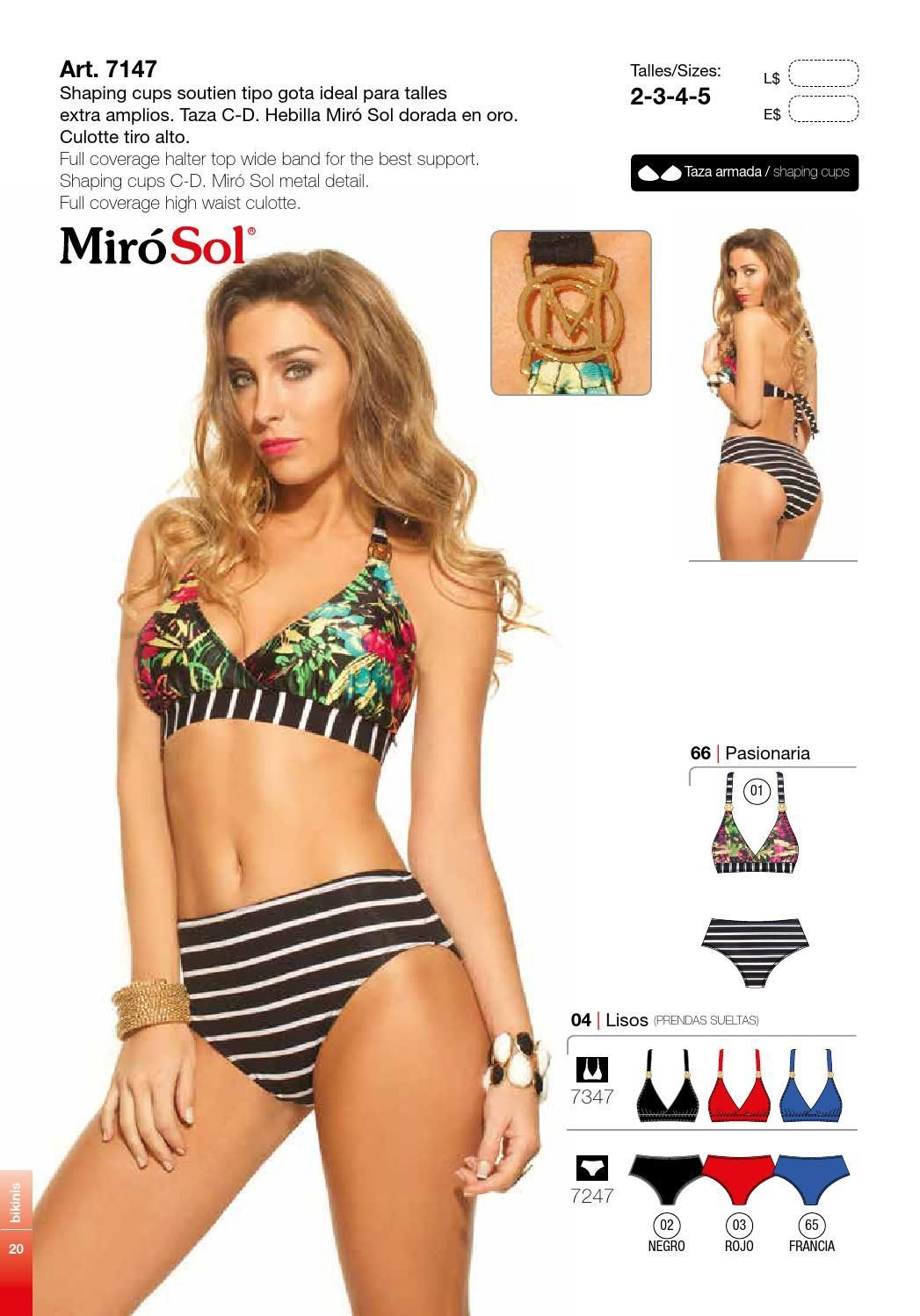 d5b911571754 Catalogo Miro Sol 2015 | swimwear+ women 2000-3000+1 | Fashion ...
