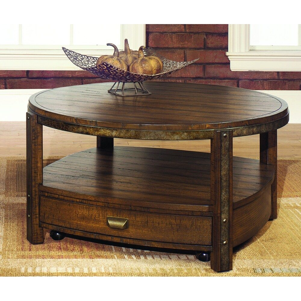 Overstock Com Online Shopping Bedding Furniture Electronics Jewelry Clothing More In 2021 Coffee Table Round Wood Coffee Table Round Coffee Table [ 1000 x 1000 Pixel ]