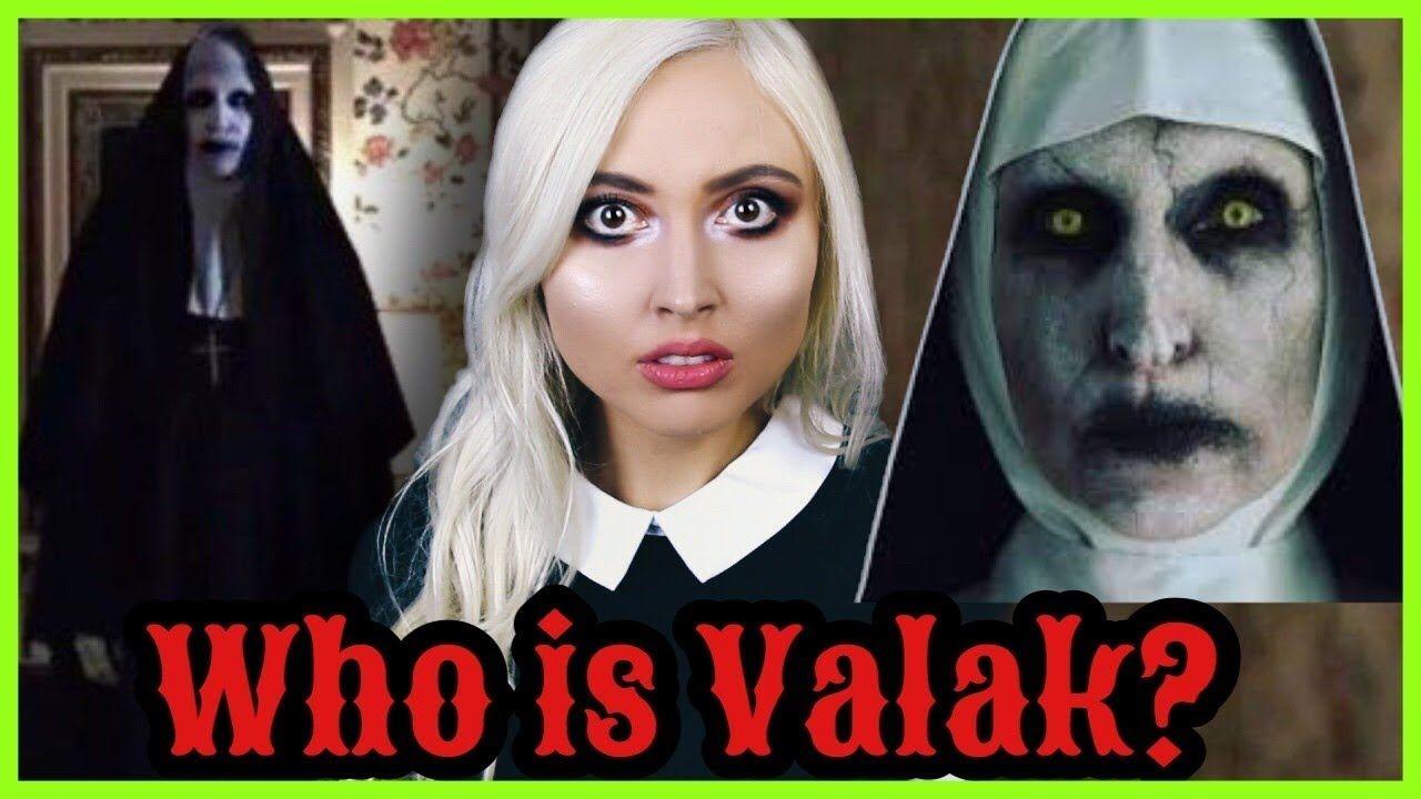 The Terrifying True Story Of Valak The Demon Nun Valak True Stories Horror Lovers