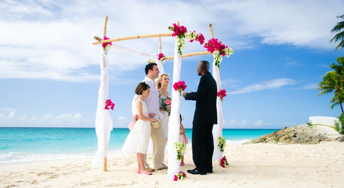 Located On The South Coast Of Barbados With Backdrop Maxwell Beach Its Pure