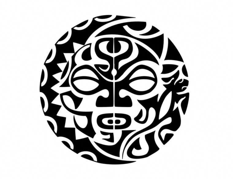 bf09ee6b3 Maori tattoo: zoom on its origins and its meaning ❖❖❖ #maori ...