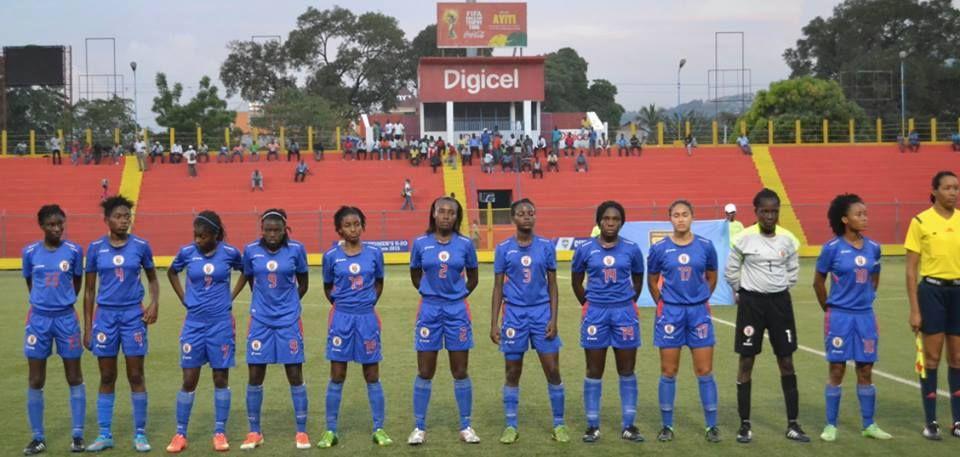 La liste des joueuses haïtiennes dévoilée   Bagayiti.com