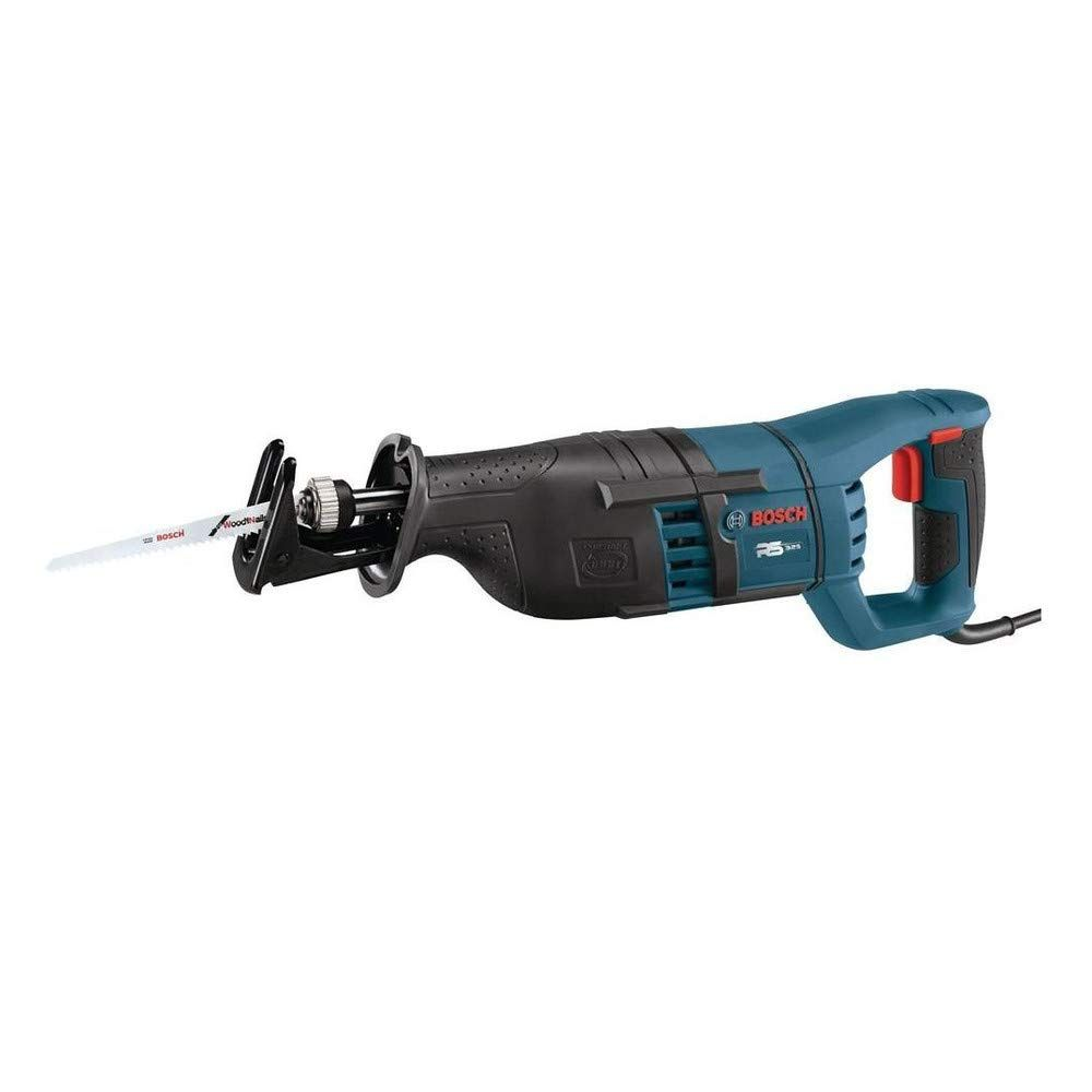 Bosch rs325rt 12 amp reciprocating saw with case renewed
