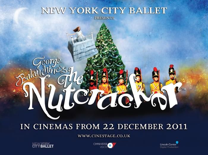 2011 New York City Ballet George Balanchine S Nutcracker Poster Artwork Alexander Jansson City Ballet Poster Artwork George Balanchine