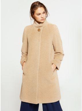 Cappotto Icons cammello in alpaca e lana | Cappotti, Giacca