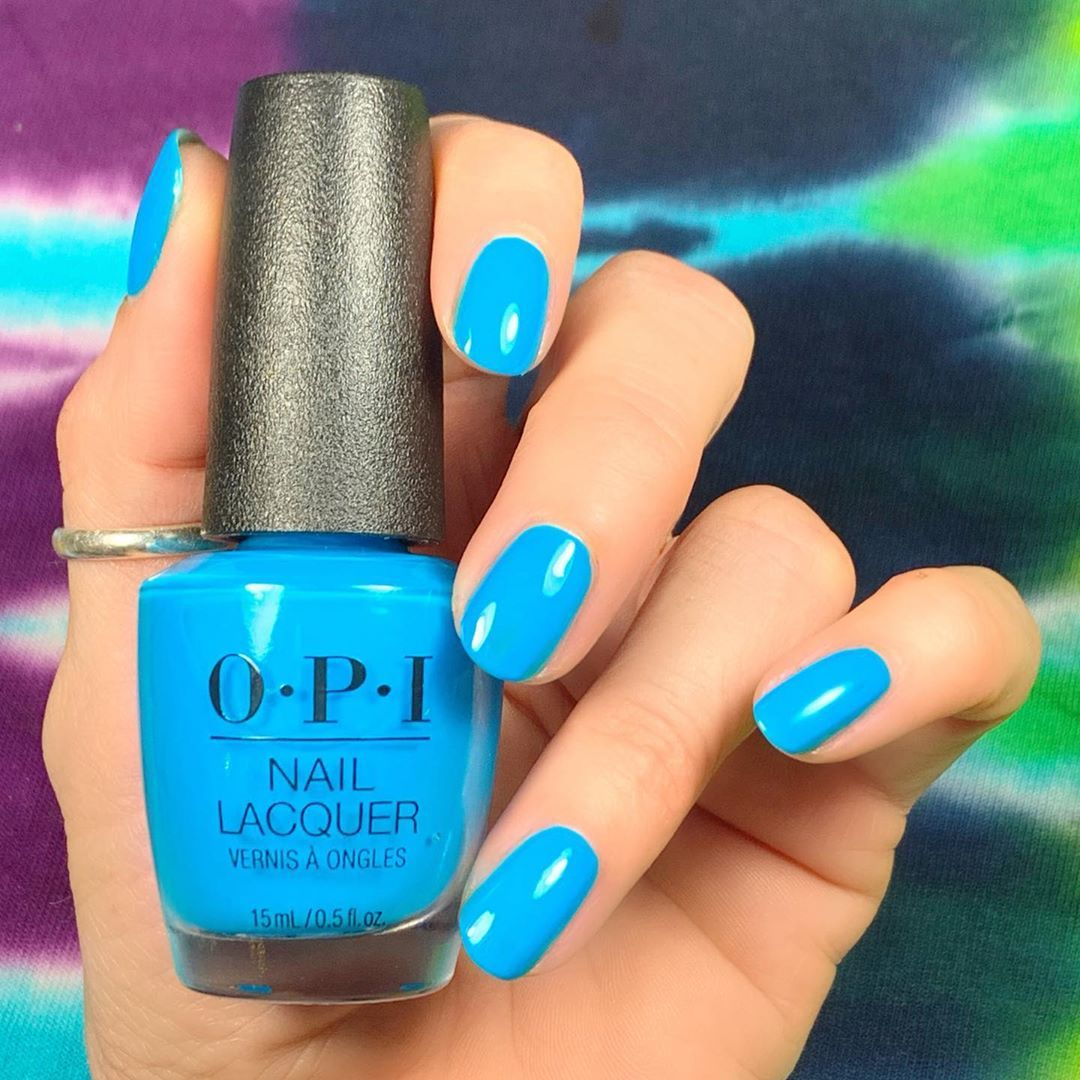 Music Is My Muse From The Opi Neon Collection Photo By