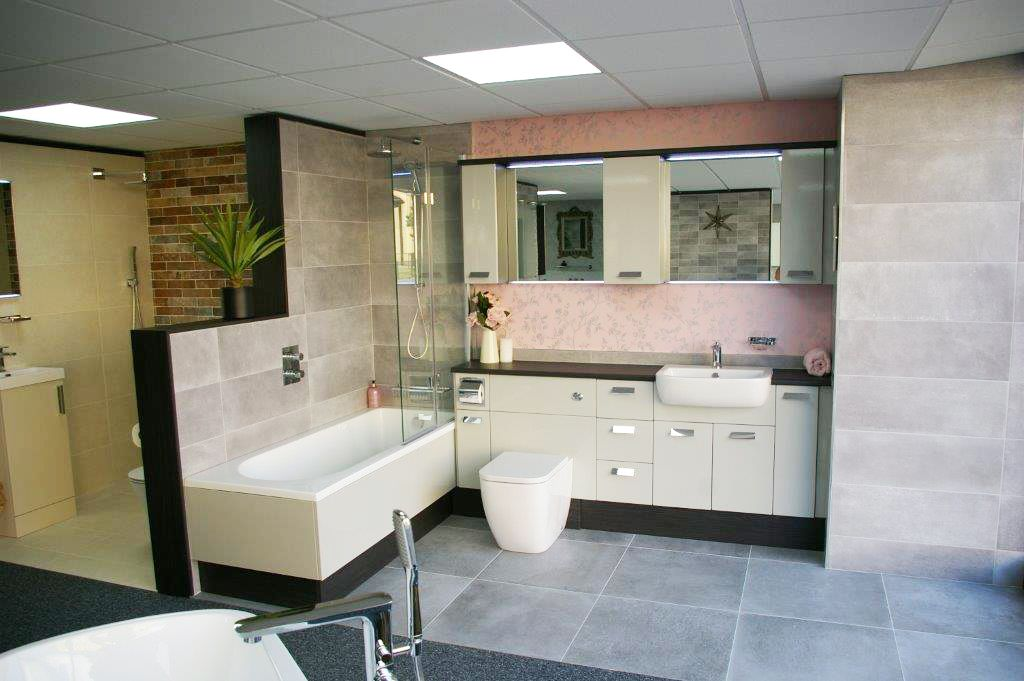 Extra hot news! Check out our displays in Ware Bathroom Centre! We ...