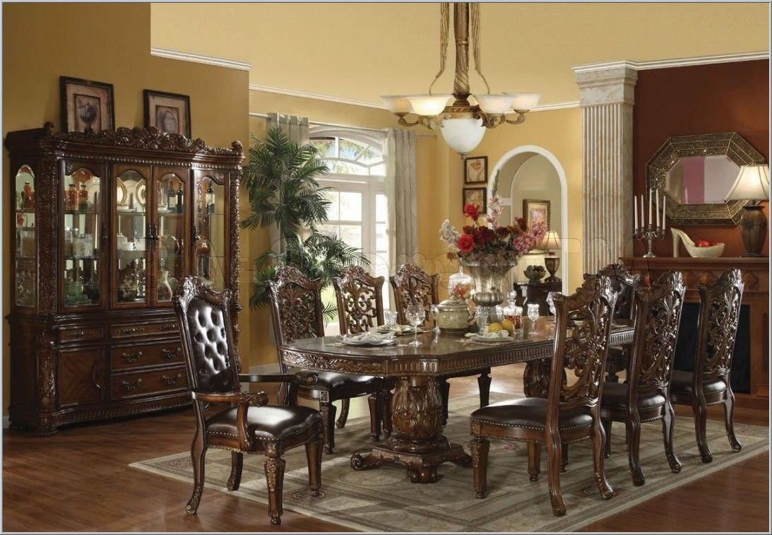Mediterane Esszimmer Décor For Formal Dining Room Designs Dining Room Pinterest