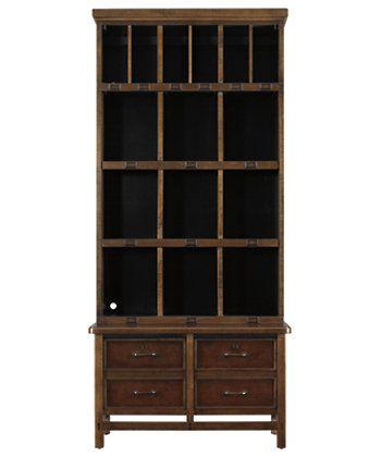 stanley furniture 955-68-43  Modern Craftsman  Founder's Cubby