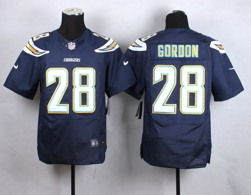 ... Ryan Mathews Elite Jersey at Chargers Shop Pinterest • The worlds  catalog of ideas Mens Nike San Diego Chargers 24 ...