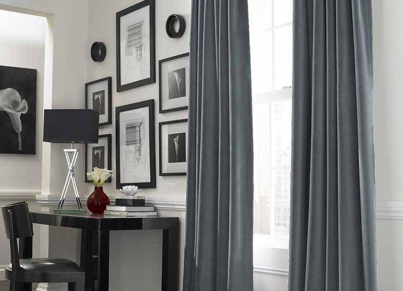 Fenstergestaltung Wohnzimmer ~ Wohnzimmer moderne gardinen moderne wohnzimmer fenstergestaltung