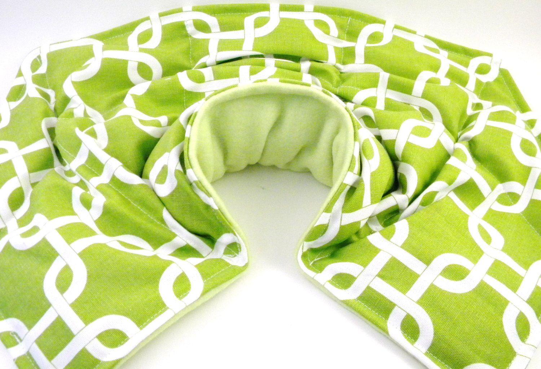Neck And Shoulder Rice Bag Pattern Cool Decorating