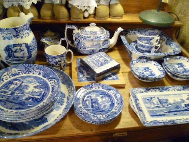 amg la terre gu rande vaisselle anglaise spode vaisselle anglaise pinterest vaisselle. Black Bedroom Furniture Sets. Home Design Ideas