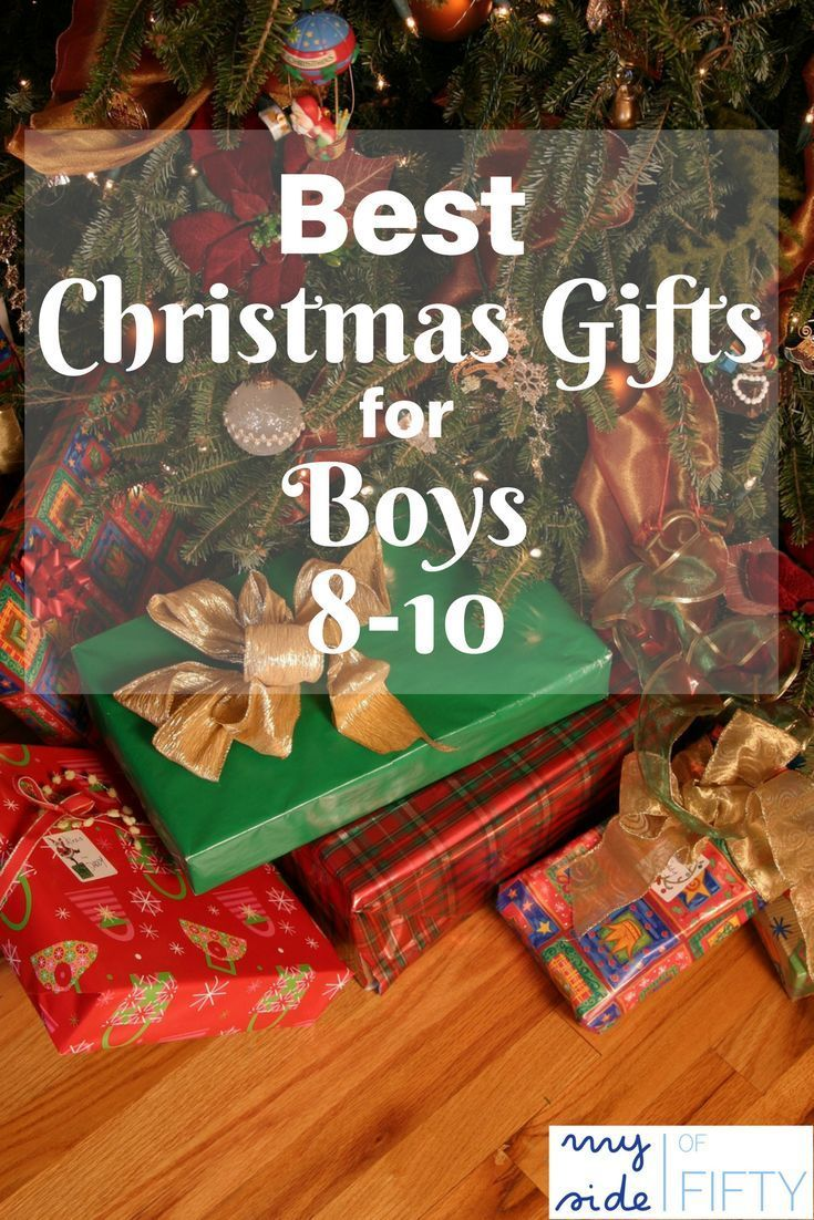 Best Gifts for Boys Age 810 for Christmas, Birthdays and